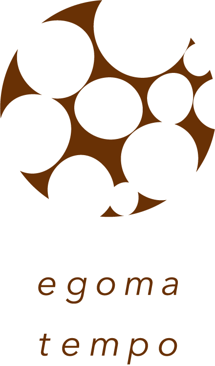 egoma tempoのロゴマーク